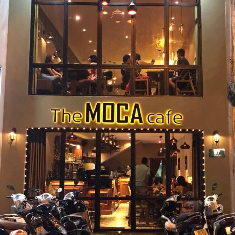 The Moca cafe
