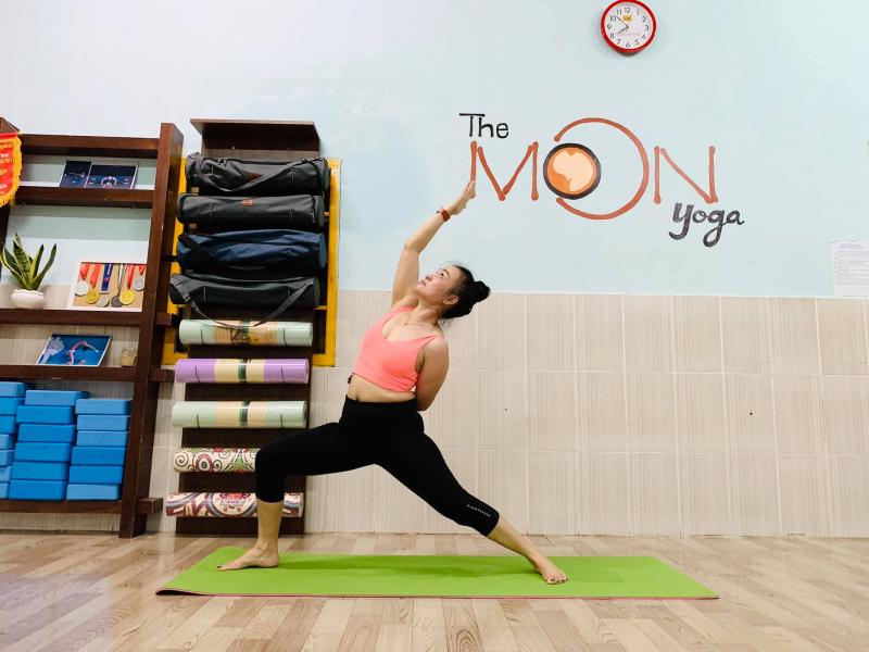 The Moon Yoga