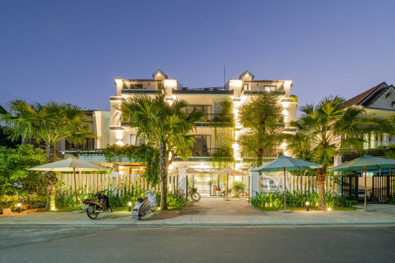 The Nam An Villa