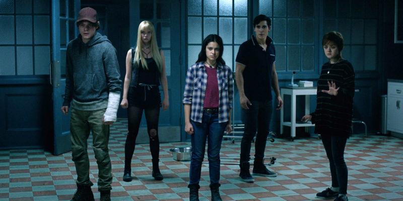 The New Mutants là phim điện ảnh Mỹ thuộc thể loại siêu anh hùng pha kinh dị