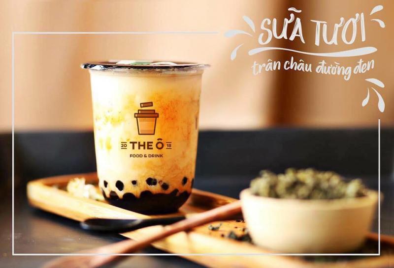 The Ô Milk Tea La Gi