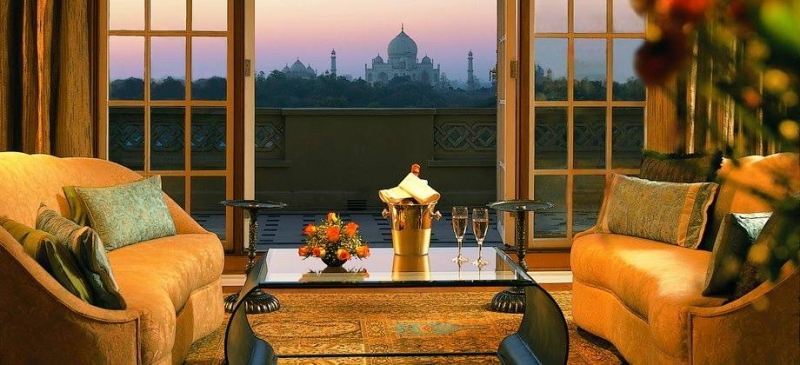 The Oberoi Amarvilas – Agra (Ấn Độ)