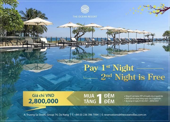 The Ocean Villas Resort