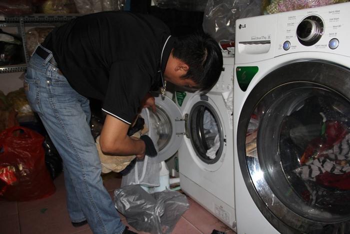 Công ty giặt là Bảo Tâm