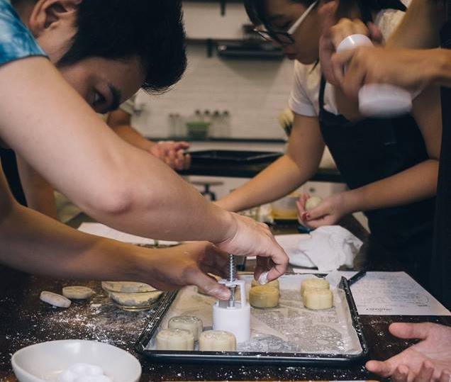 Vào bếp cùng The Open Space