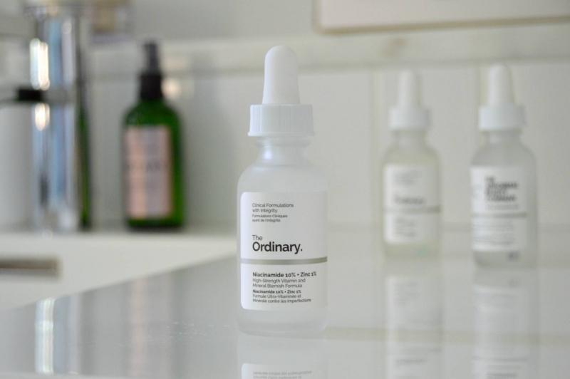 The Ordinary Niacinamide 10% + Zinc 1% serum