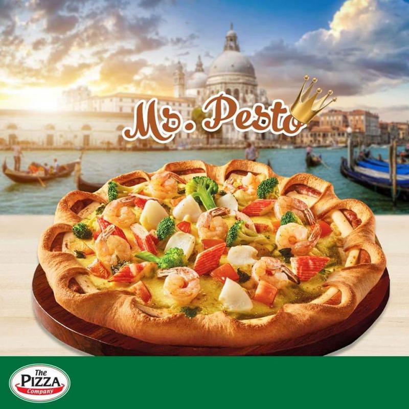 The Pizza Company Cà Mau