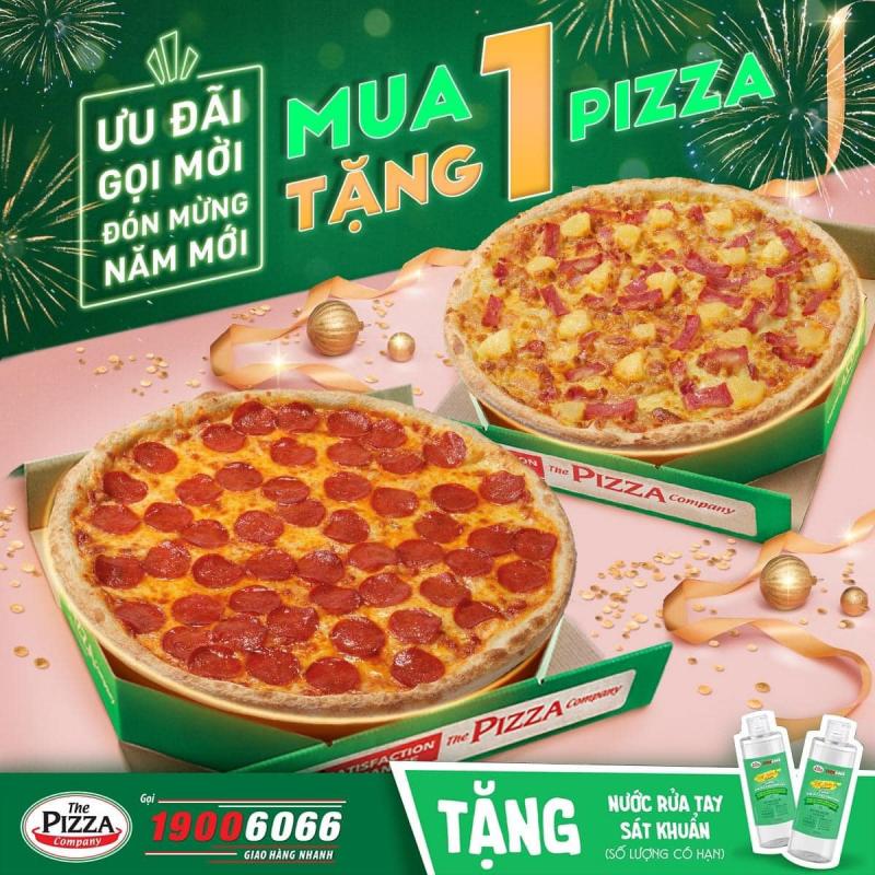The PIZZA Company - Thanh Hóa