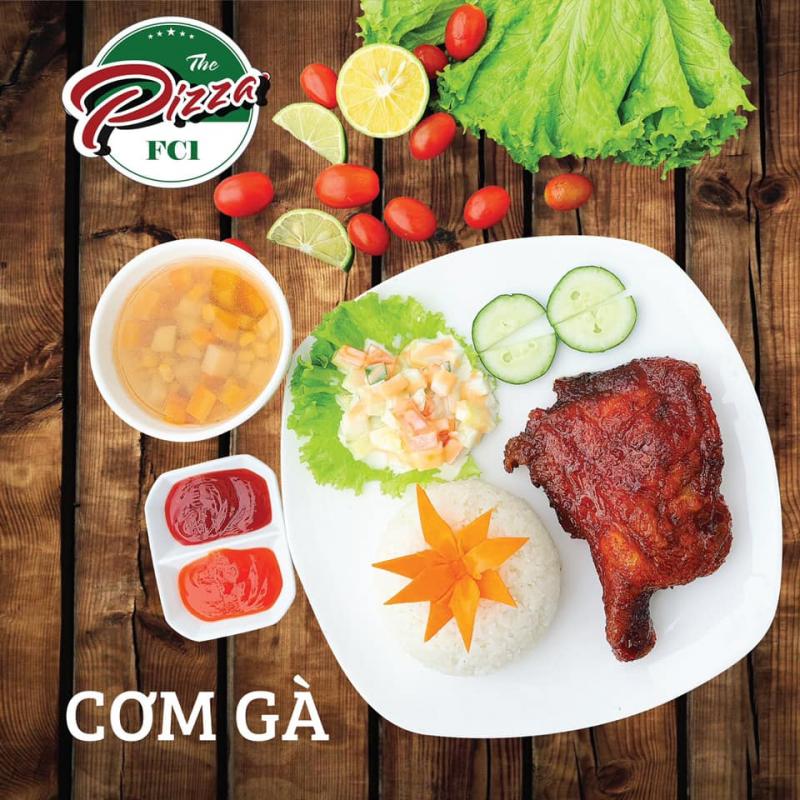 The PIZZA FC1 VinCom Thái Nguyên