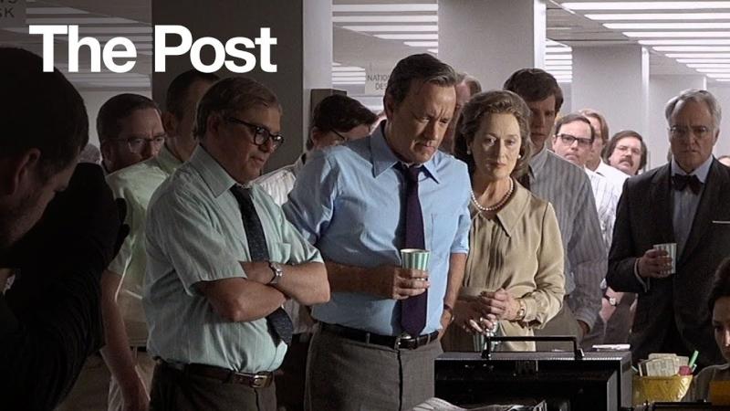 Cuộc họp nội bộ tòa soạn báo Washington Post trước vụ việc chính quyền Mỹ che giấu sự thật về chiến tranh Việt Nam