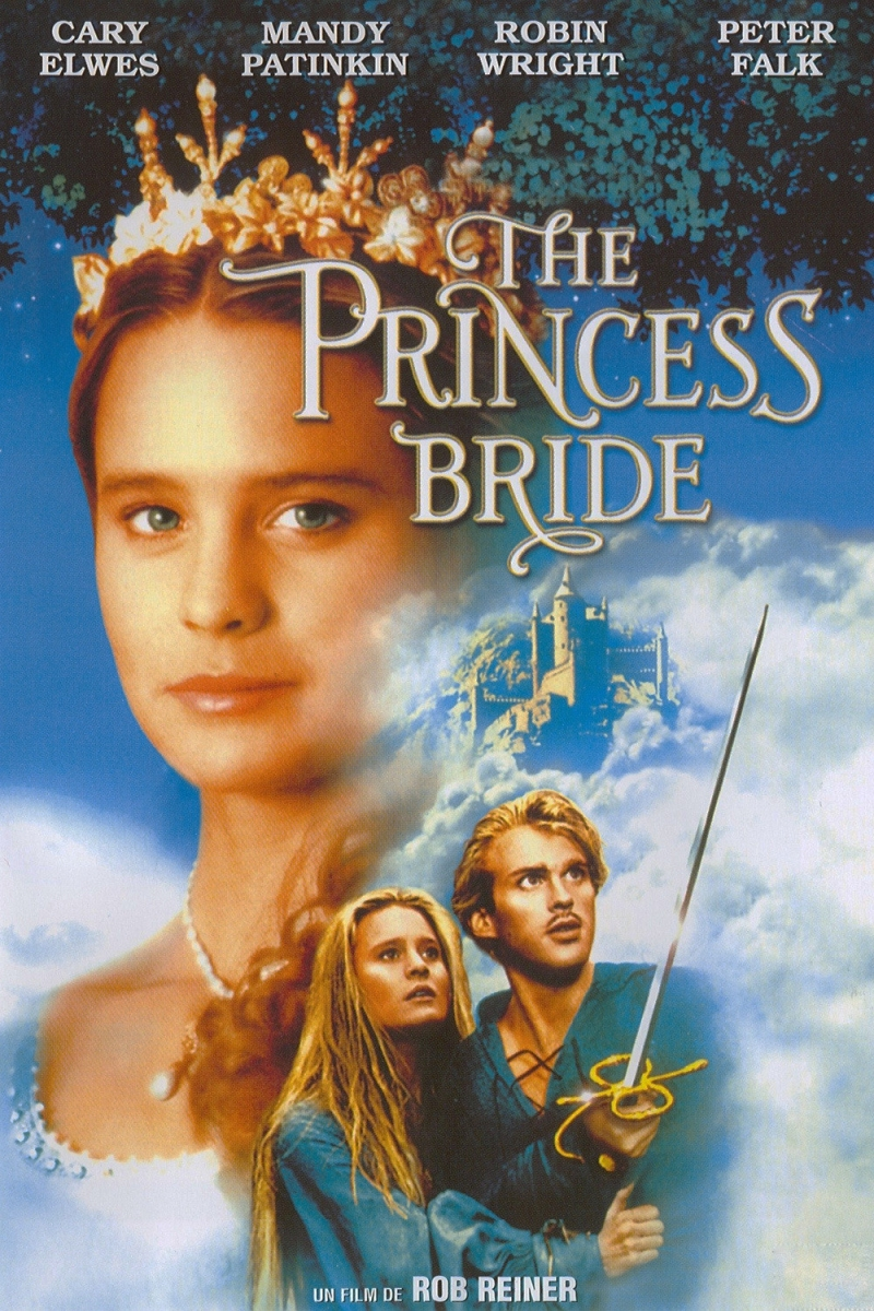 The Princess Bride là một trong những bộ phim hay nhất của thập niên 1980