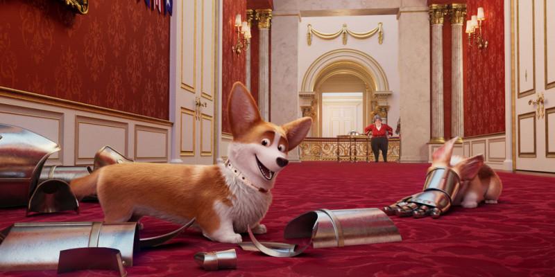 The Queen's Corgi - Corgi: Những chú chó hoàng gia (2019)