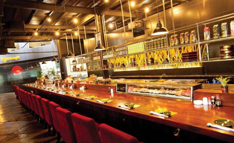 The Refinery Bar & Restaurant