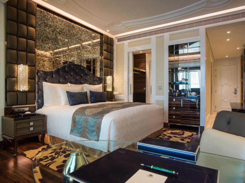 Phòng tại khách sạn The Reverie Saigon