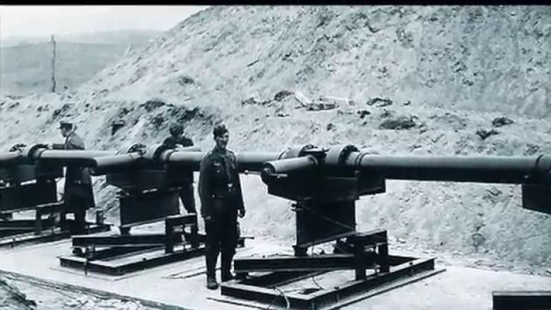 Siêu pháo V3 trong chiến tranh thế giới thứ II.