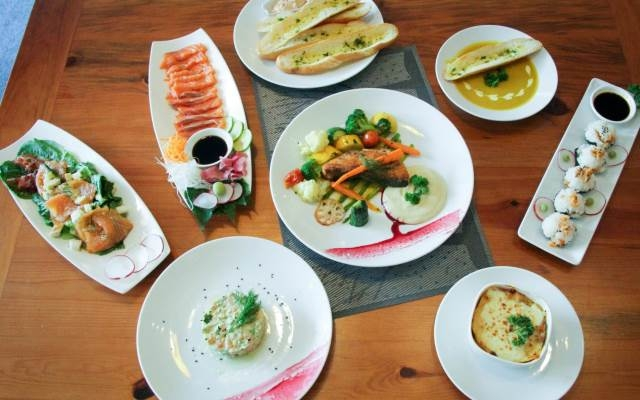 Những món ăn mang hương vị phương Tây