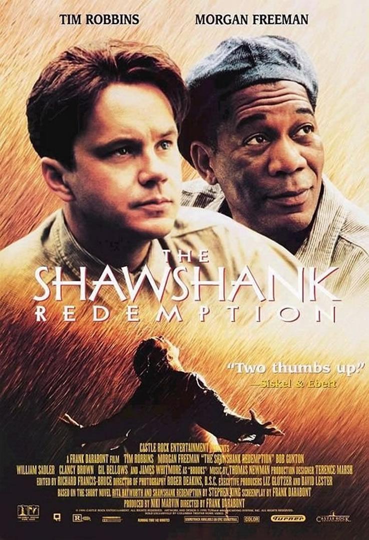 Shawshank Redemption không nhận được nhiều sự quan tâm từ khán giả vào thời điểm phát hành