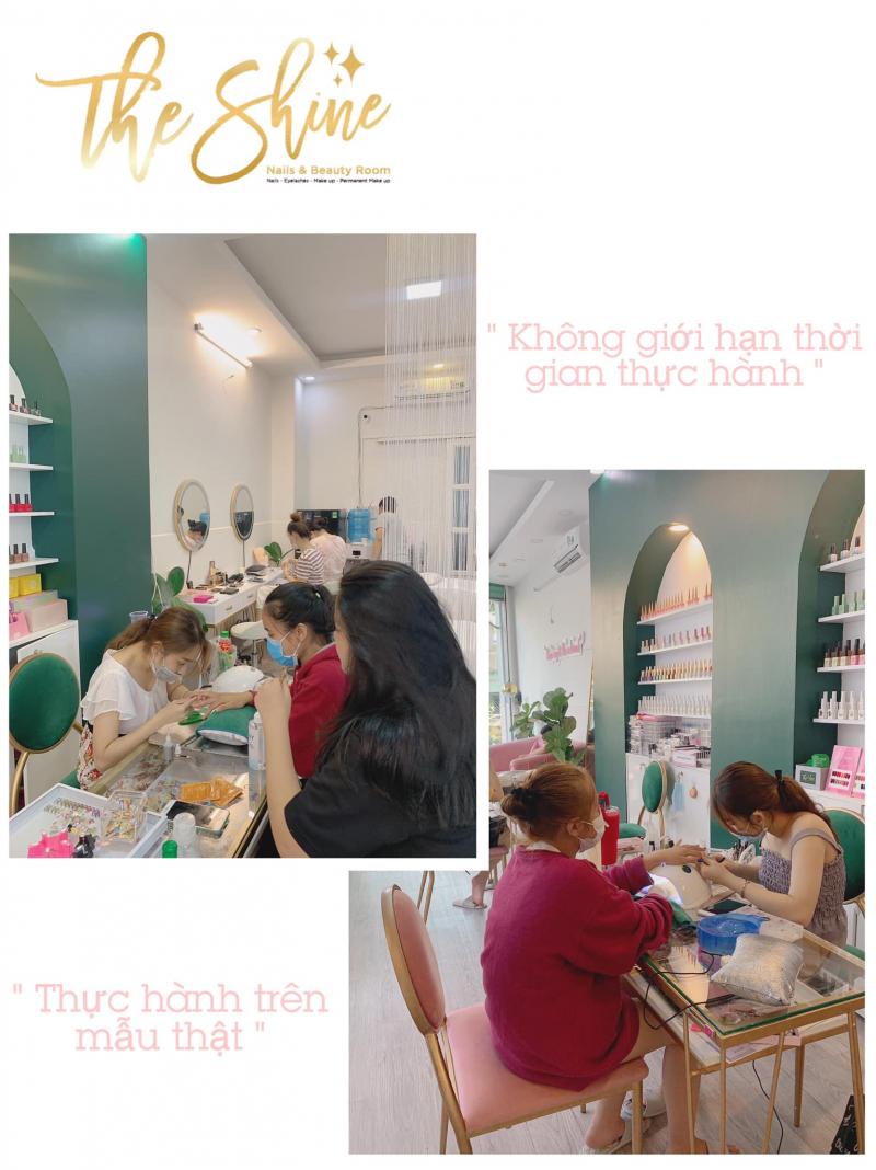 The Shine Nail & Beauty Room