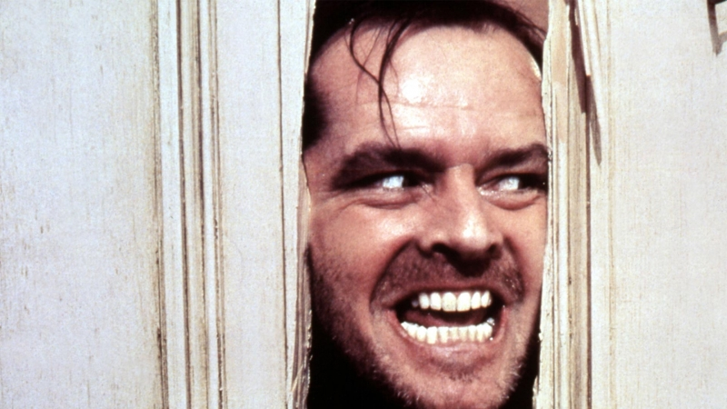 Cảnh quay kinh điển của diễn viên Jack Nicholson