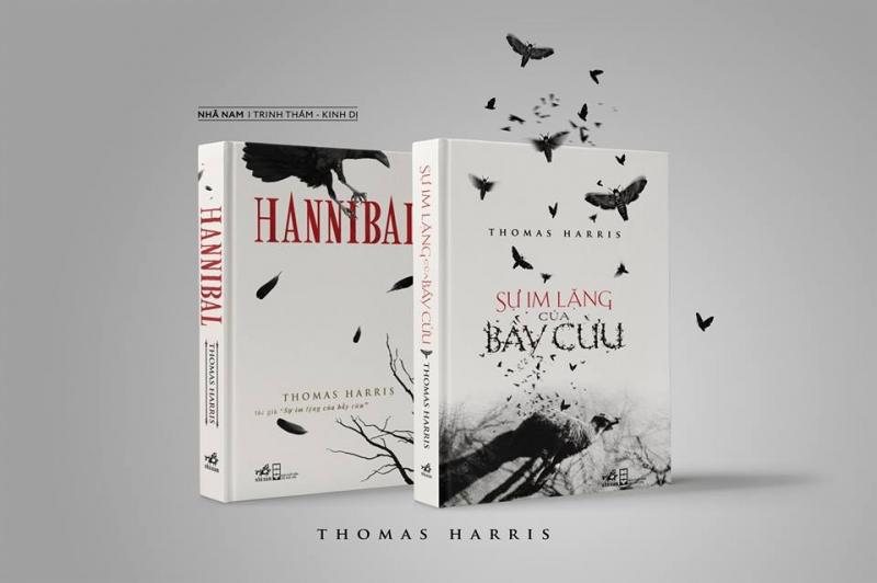 Sách The Silence of the Lambs bản tiếng Việt