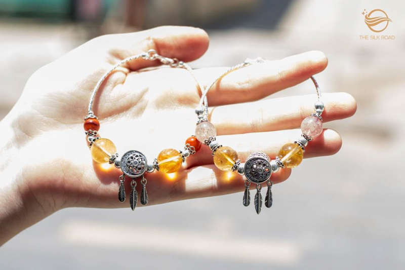 The Silk Road - Jewellery