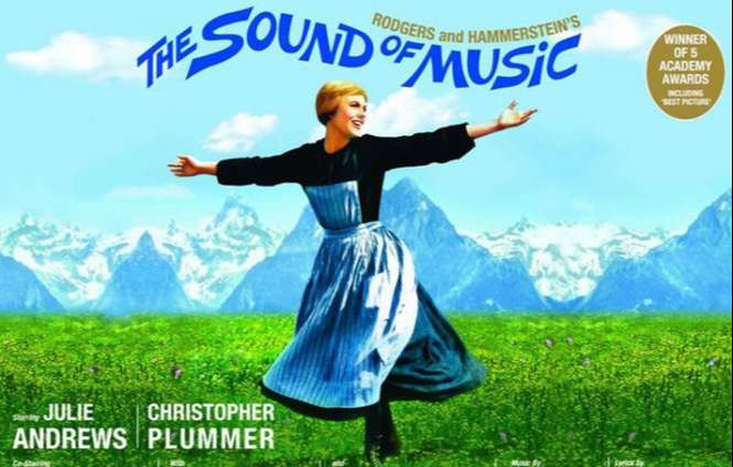The Sound Of Music – Giai Điệu Hạnh Phúc (1965)