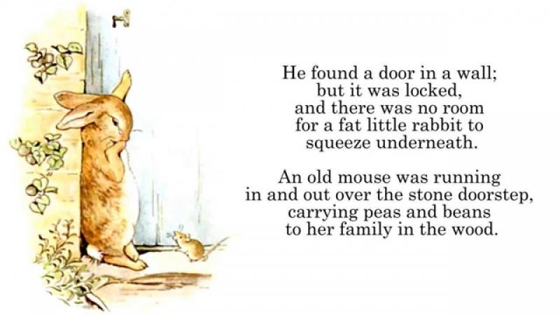 Một câu chuyện bên trong tác phẩm.