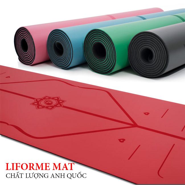 Thảm tập Yoga Liforme chính hãng