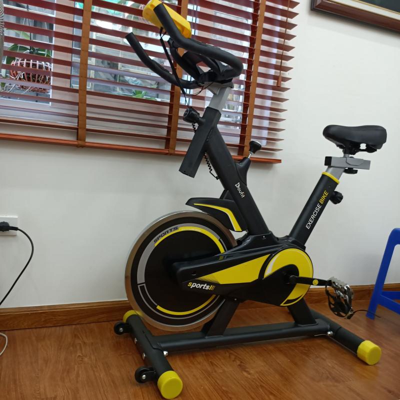 Thể Thao Khởi Nguyên là cửa hàng bán xe đạp tập thể dục tại nhà và phòng tập thể hình uy tín, giá rẻ.