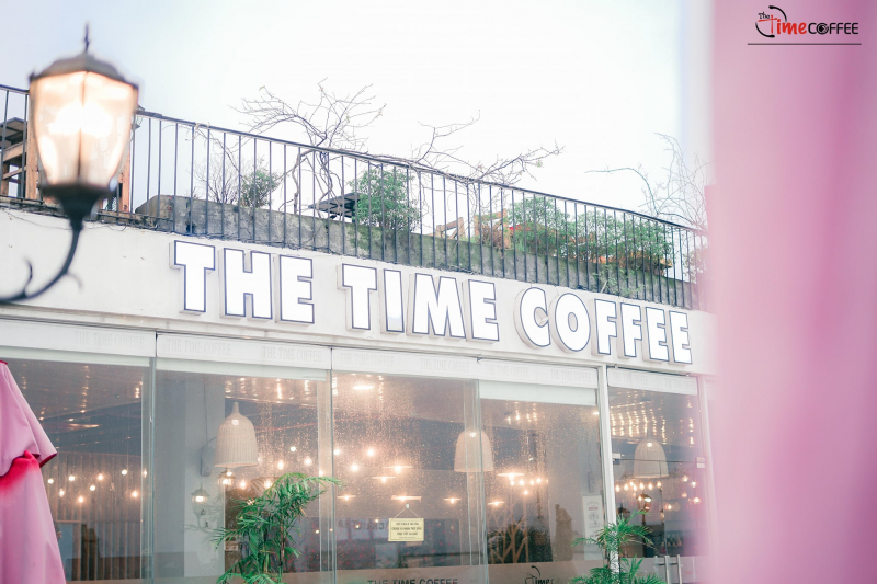 The TIME Coffee & Bakery