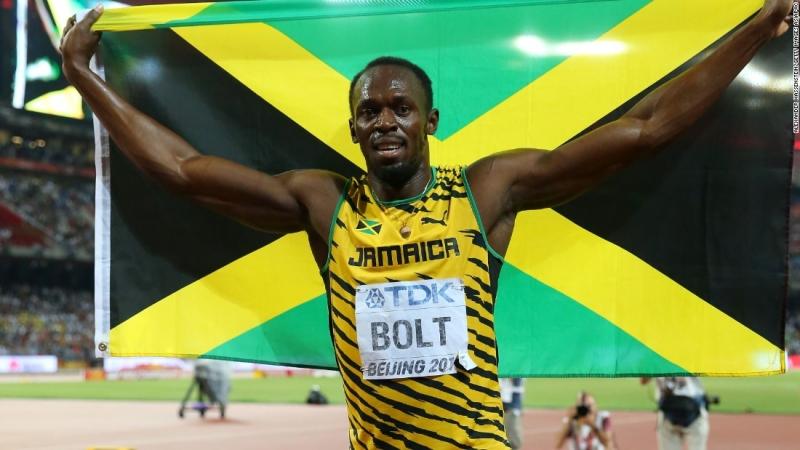 Ngôi sao người Jamaica liên tiếp lập nên những kỷ lục tại Thế Vận Hội
