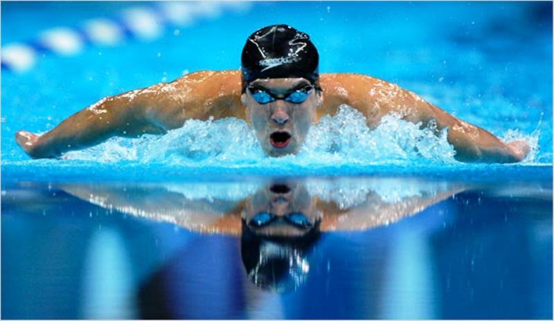 michael phelps xứng đáng là một trong những vận động viên vĩ đại nhất của các kỳ Thế Vận Hội