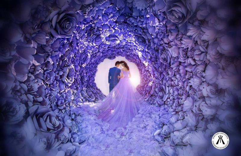 Quá tuyệt vời cho một bộ ảnh cưới
