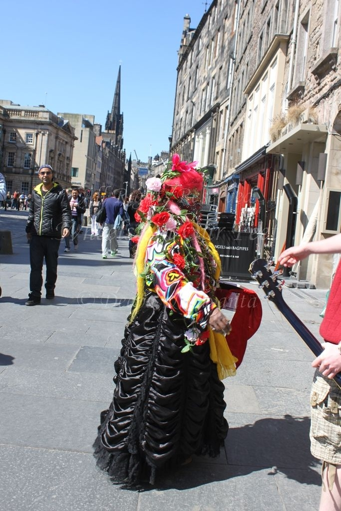 The Walk - Edinburgh - Scotland