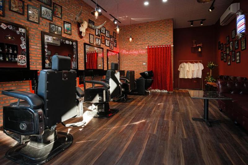 The Weirdos Barbershop