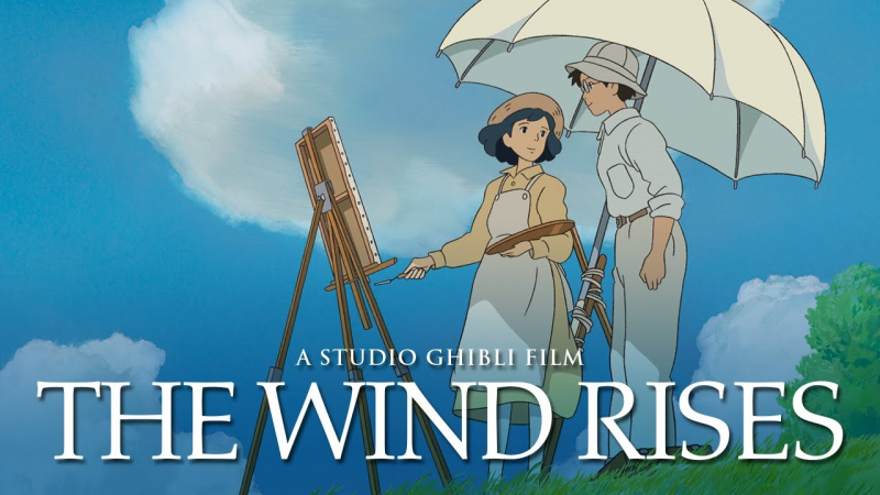 The Wind Rises (Gió nổi)