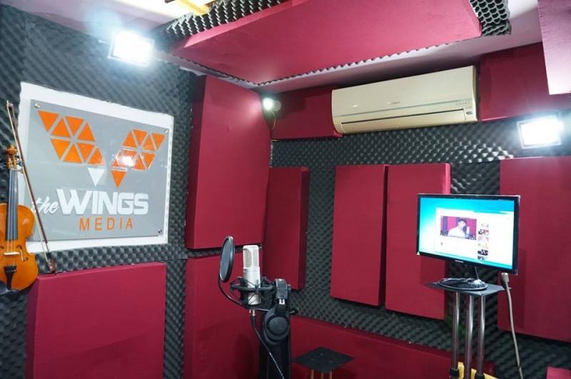 The Wings Media - Công ty đào đạo ca sĩ nổi tiếng nhất TPHCM
