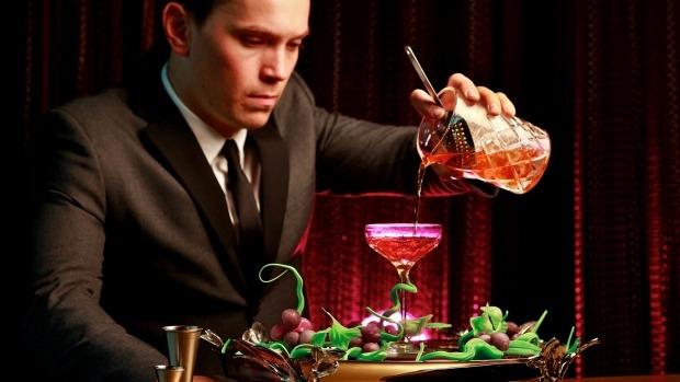 The Winston - Ly Cocktail được đưa vào kỉ lục Guiness thế giới