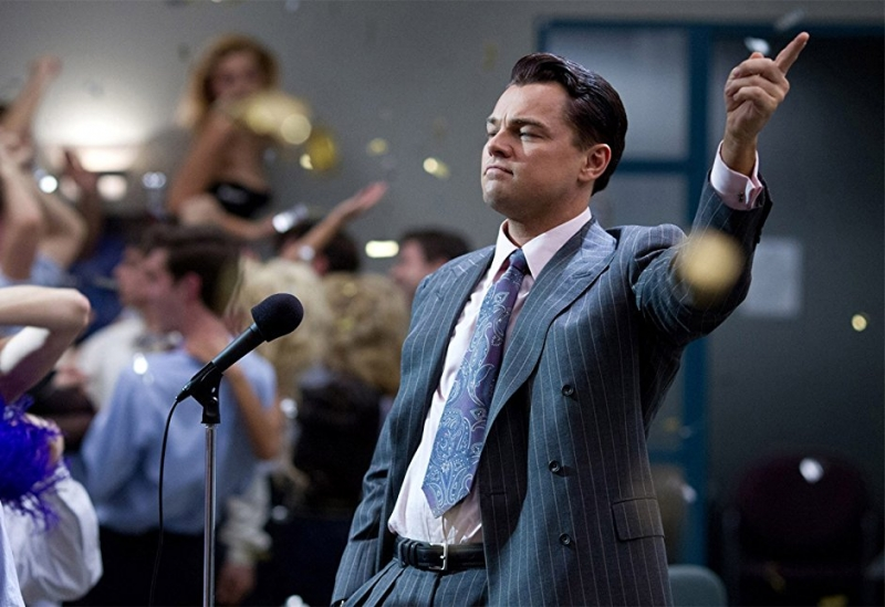 Phim The Wolf of Wall Street
