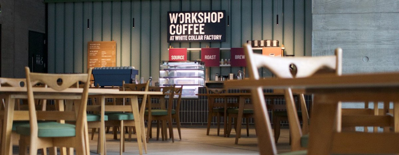 The Workshop - Coffee Shop