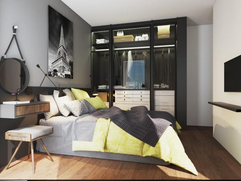 Mẫu thiết kế phòng ngủ - TheHouseDesign.vn