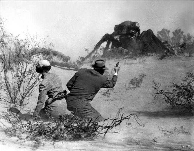 Chúng!  (1954) đạo diễn: Gordon Douglas