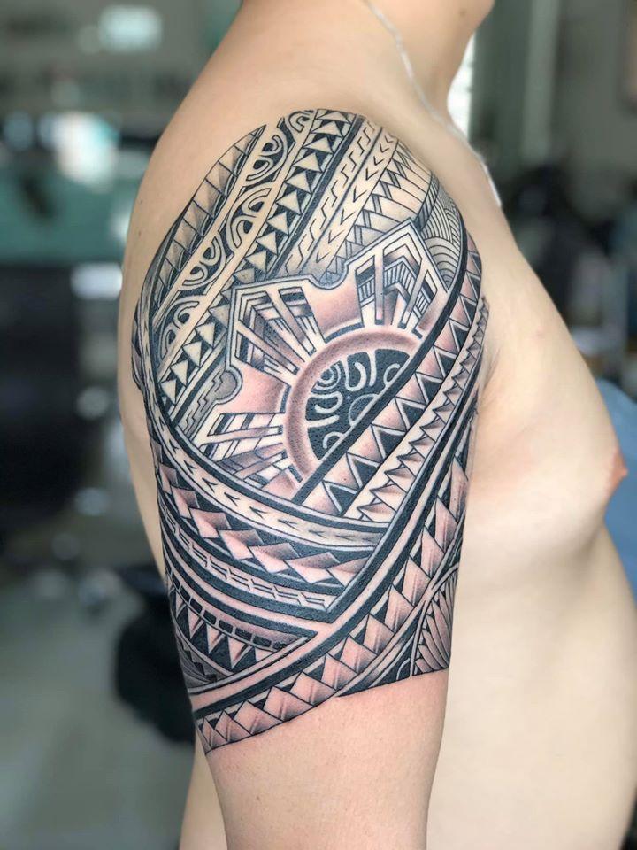 Thép tattoo