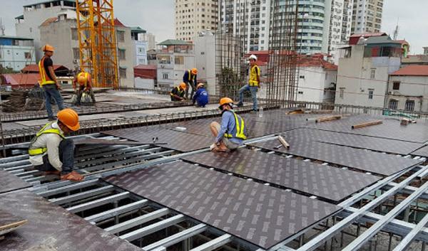 Thi công công trình xây dựng có nguy cơ tai nạn cao