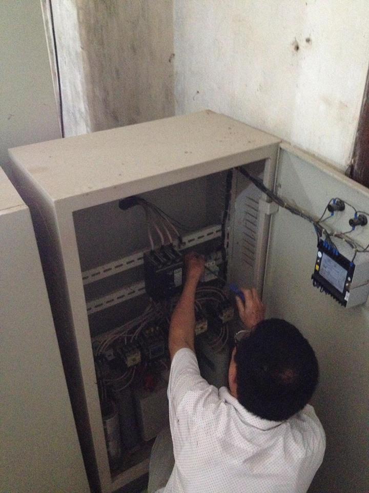 Trung tâm Sửa chữa điện nước tại Nghệ An