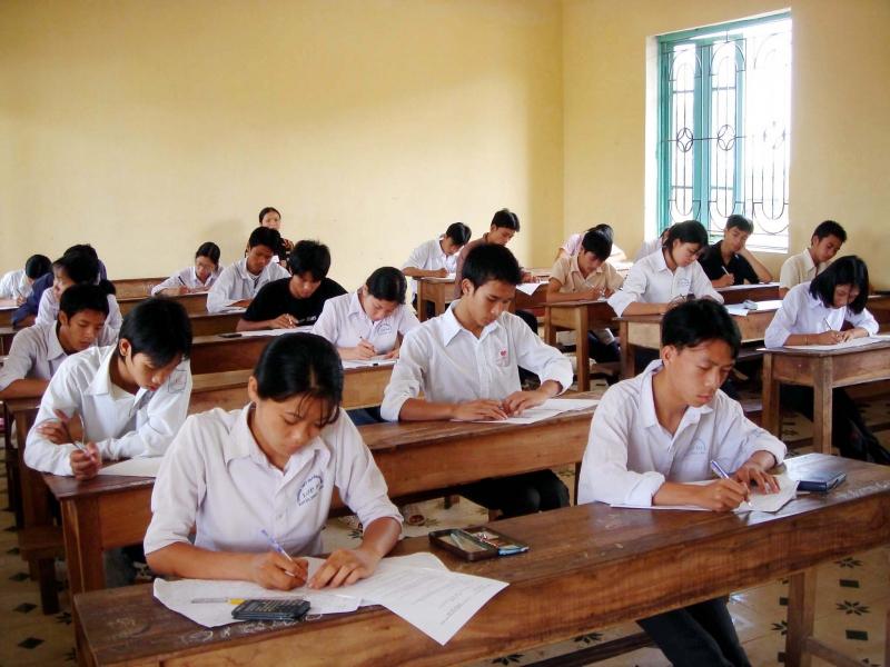 Trường hợp thí sinh bị đình chỉ thi THPT quốc gia