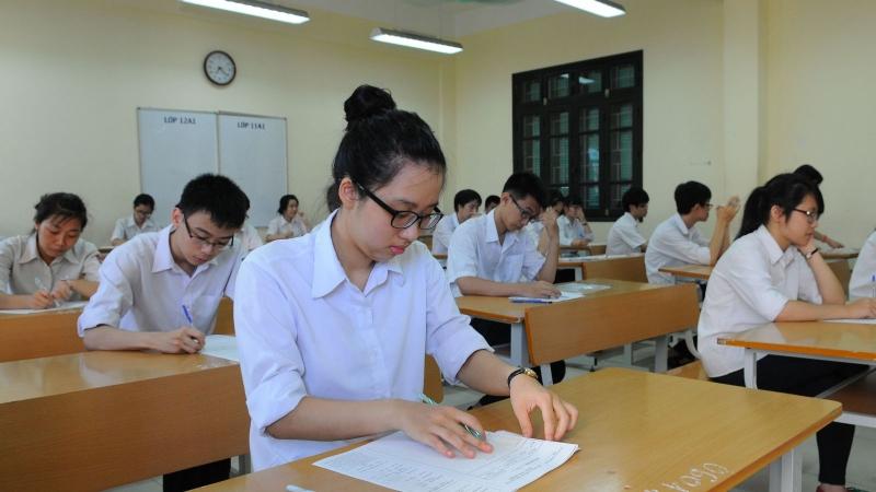 Trường hợp thí sinh bị trừ điểm bài thi THPT quốc gia năm 2017