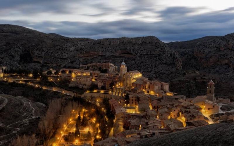 Thị trấn Albarracín, Tây Ban Nha