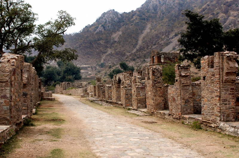 Thị trấn ma Bhangarh