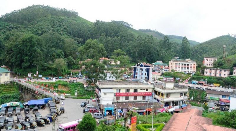 Thị trấn Munnar